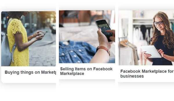 Facebook marketplace Buy/Sell Used Products Apps