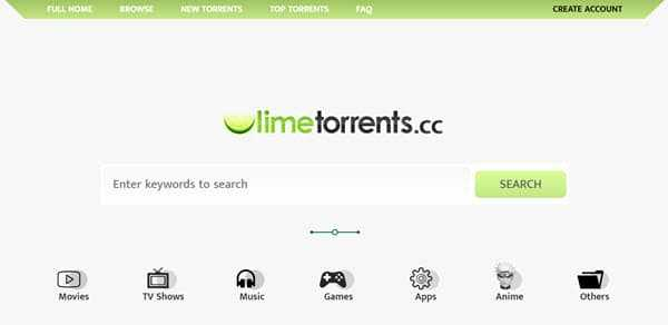 limetorrents torrent search
